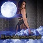 Full moon power exchange